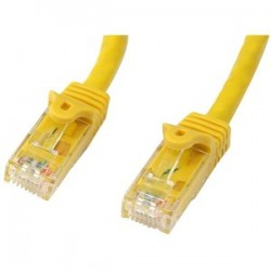 Cable Kablex red RJ45 CAT 6 3M Yellow